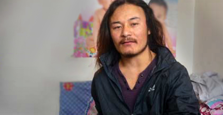 High Profile Tibetan Writer Shokjang Released From Prison After Wrongful Conviction And Three Years