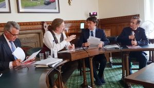All-Party Parliamentary Group for Tibet hosts roundtable discussion on access to Tibet