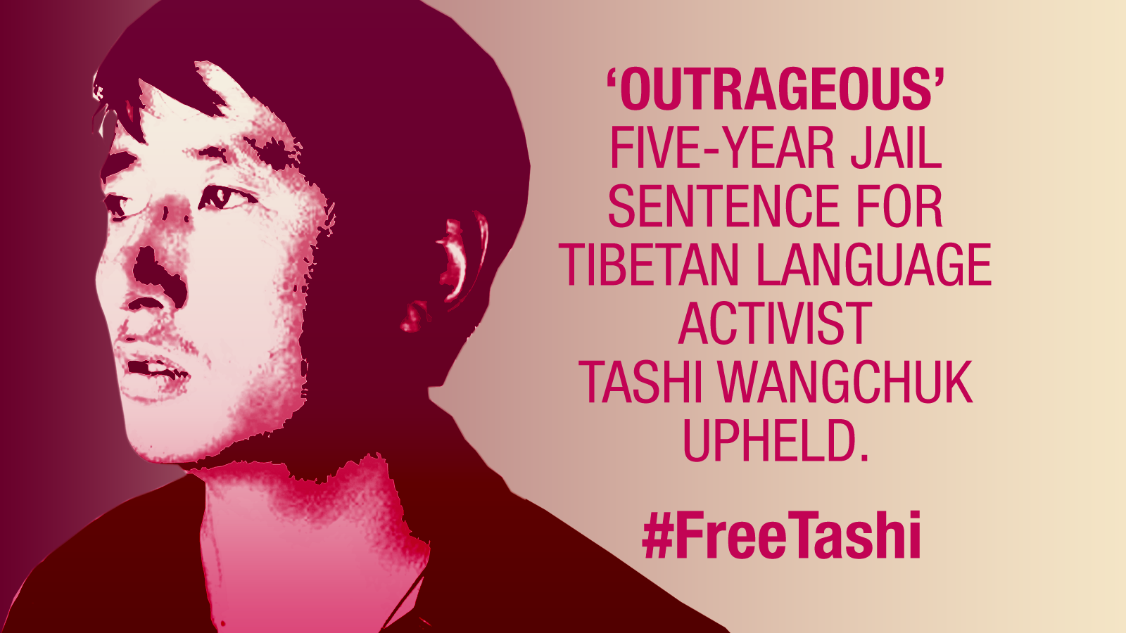 China Blocks Release Of Jailed Tibetan Rights Activist Tashi Wangchuk