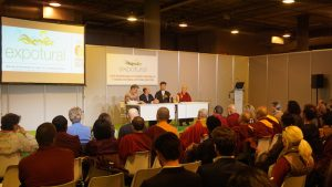 China Withdraws From Expotural Due to Tibetan Participation