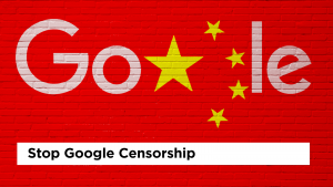 "Tibetan, Uyghur and Chinese activists unite with Digital tech experts to tell Google: ""Respect Human Rights, Don't do China's Dirty Work"". Cancel Project Dragonfly"