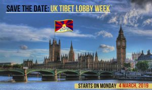 Tibet Lobby Week 2019: Get involved!